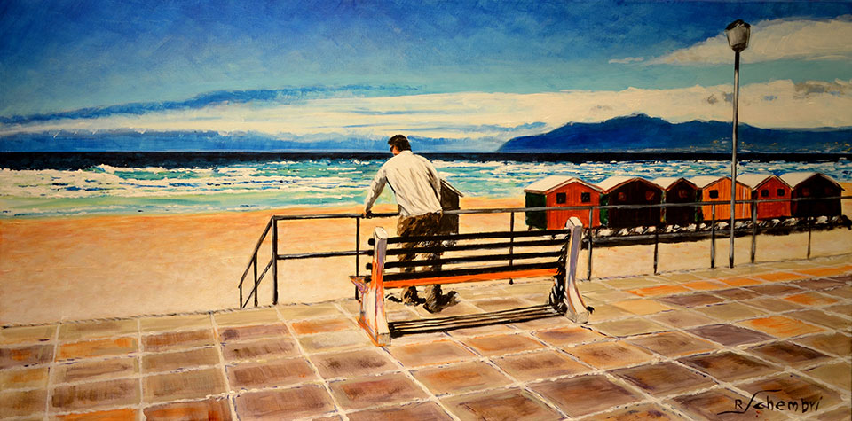 1460 - Lungomare - 40x80 (Non disponibile)