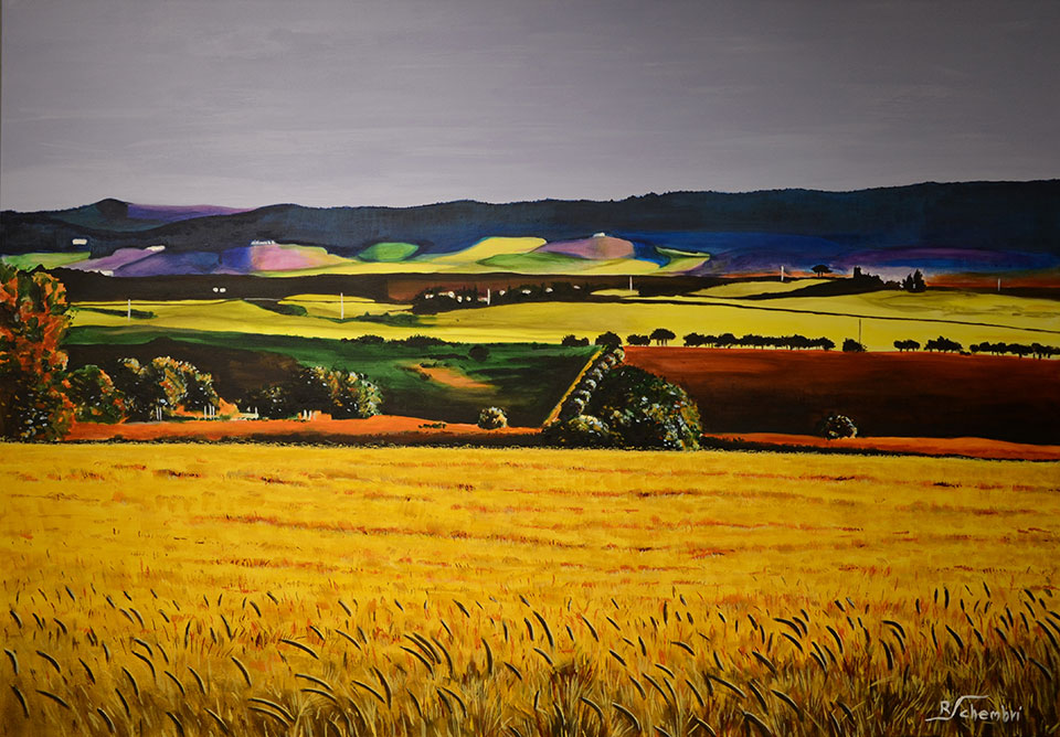 1510 - Landscape - 70x100x4 (Non disponibile)